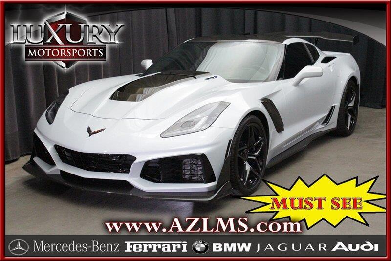 2019 Chevrolet Corvette ZR1 Premium 3ZR Coupe Manual