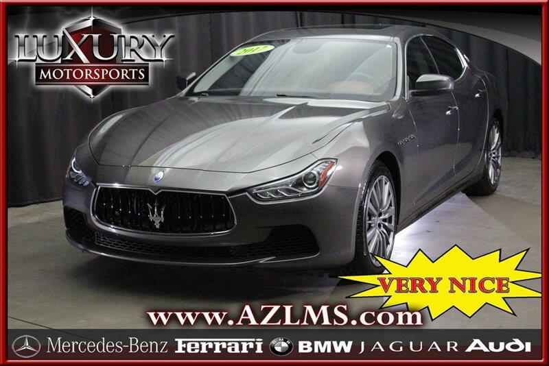 Maserati Ghibli Base 2017