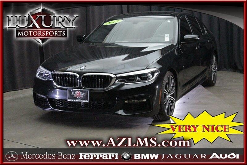 BMW 5-Series 540i 2017