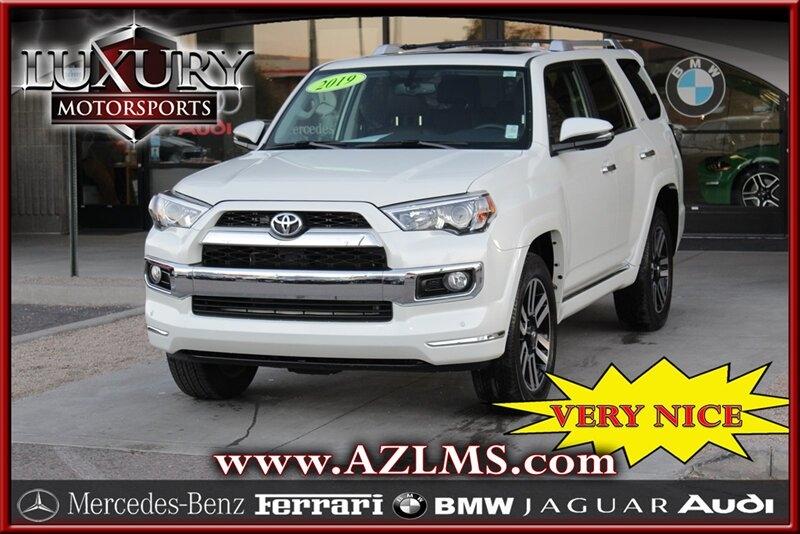 Toyota 4Runner Limited 4WD V6 2019