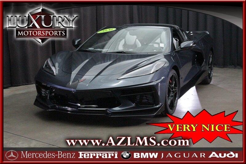 Chevrolet Corvette 2LT Coupe 2020