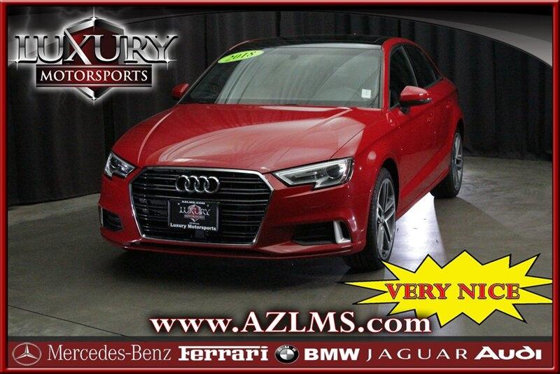 Audi A3 2.0 TFSI Premium 2018