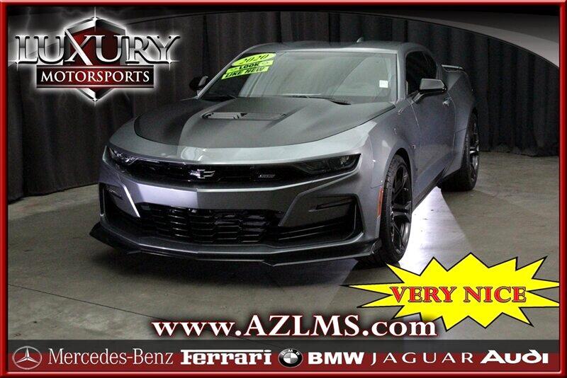 Chevrolet Camaro 1SS Coupe 6M 2020