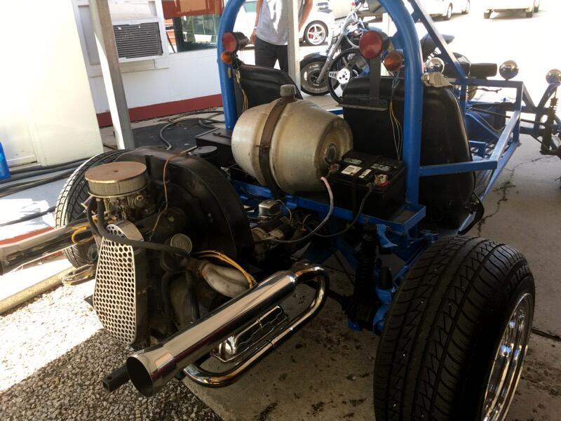 1985 Volkswagen Dune Buggy