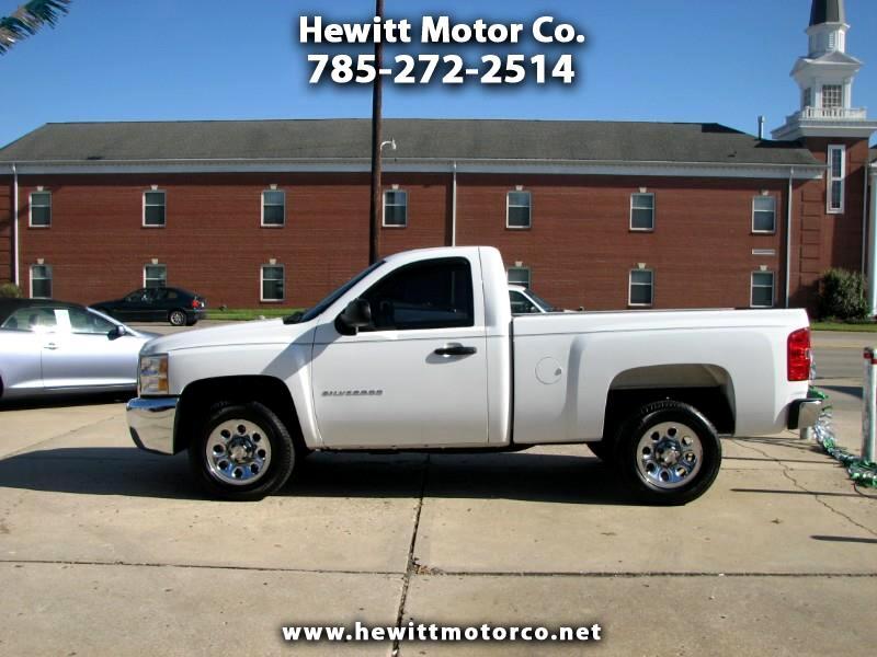 2012 Chevrolet Silverado 1500 LS 2WD