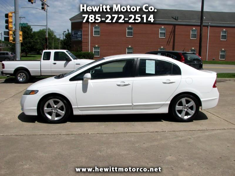 2011 Honda Civic LX-S Sedan 5-Speed MT