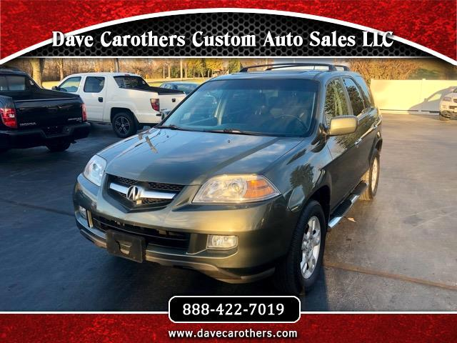Used Acura MDX For Sale In Bellefontaine OH Dave - 2006 acura mdx for sale
