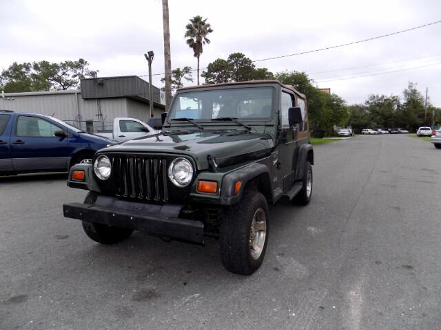 1997 Jeep Wrangler Sport