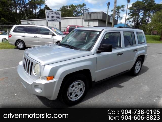2007 Jeep Patriot Sport 2WD