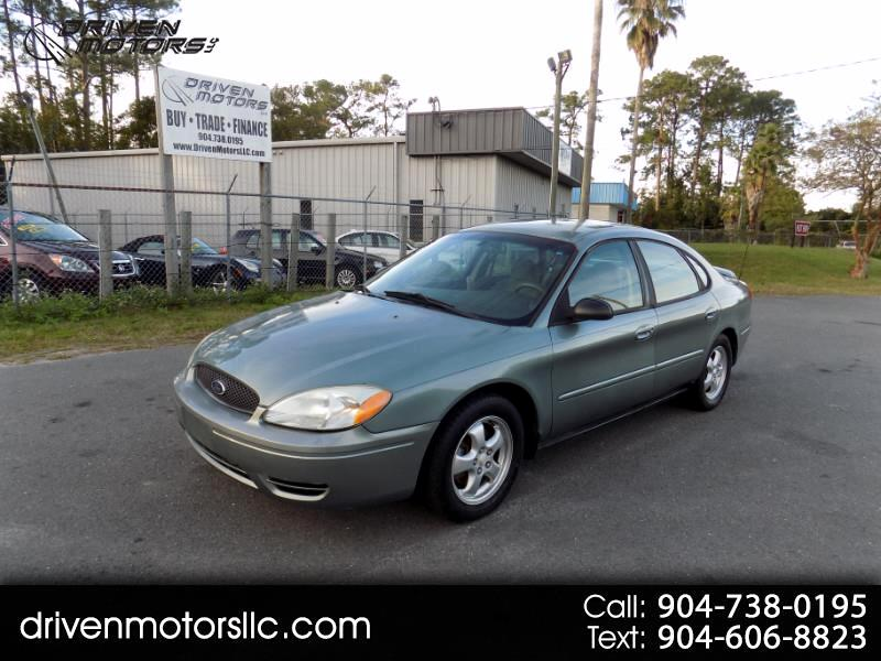 buy here pay here 2006 ford taurus se for sale in jacksonville fl 32246 driven motors llc. Black Bedroom Furniture Sets. Home Design Ideas