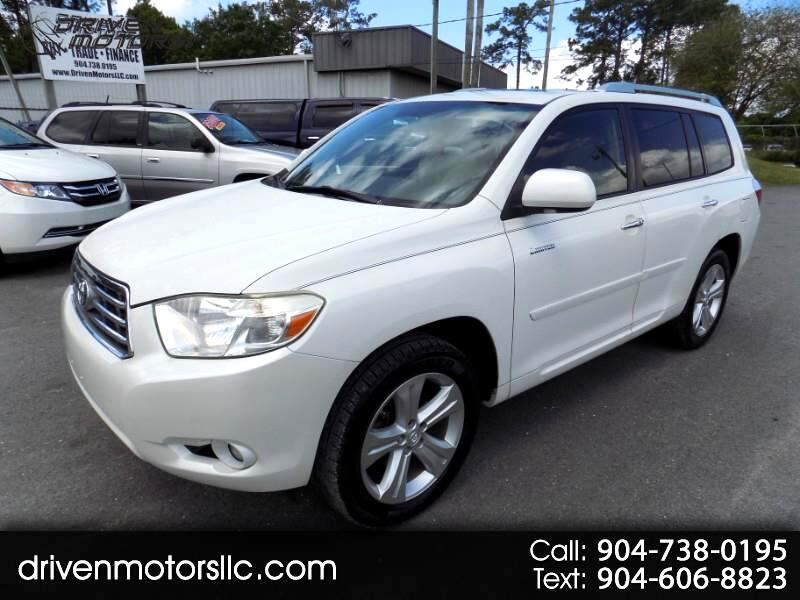 2008 Toyota Highlander Limited 2WD