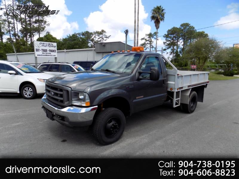 2003 Ford F-350 SD XL 4WD DRW