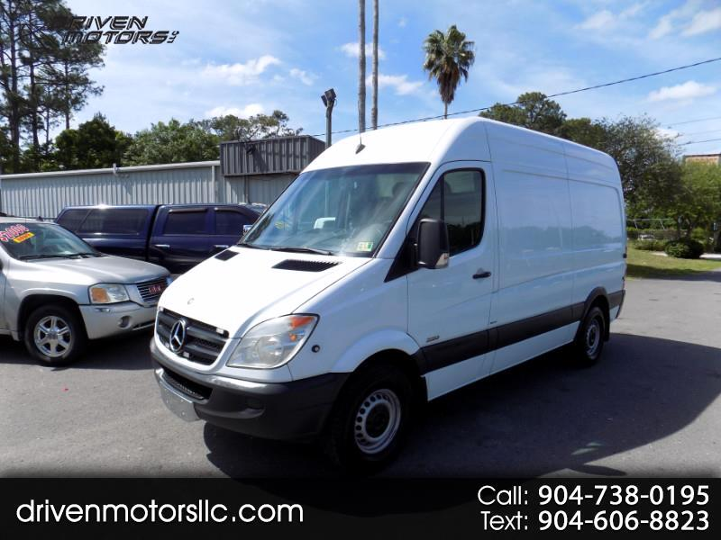 2013 Mercedes-Benz Sprinter 2500 High Roof 144-in. WB