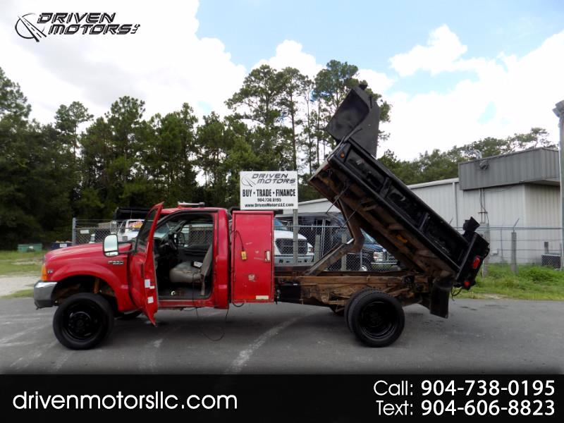 Ford F-550 Regular Cab 4WD DRW 1999