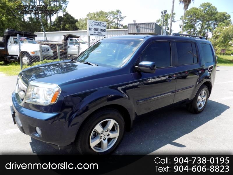 2011 Honda Pilot EX-L 4WD with Navigation