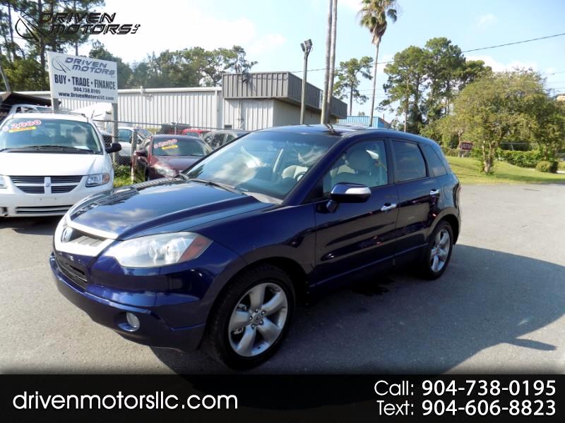 2008 Acura RDX Technology Package Automatic