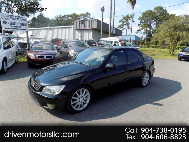 2003 Lexus IS 300 Automatic