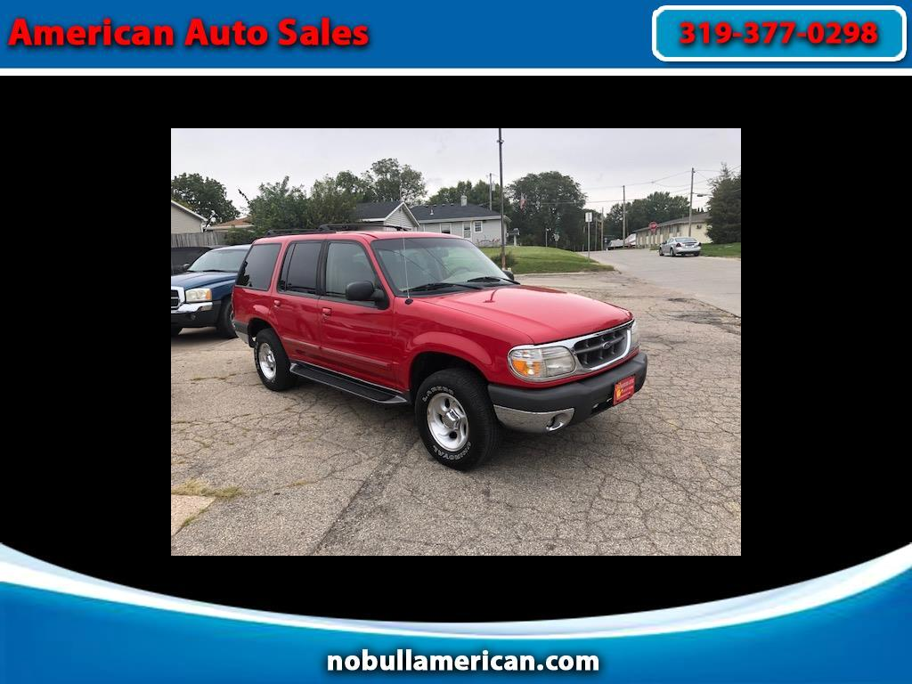 1999 Ford Explorer XLT 4WD
