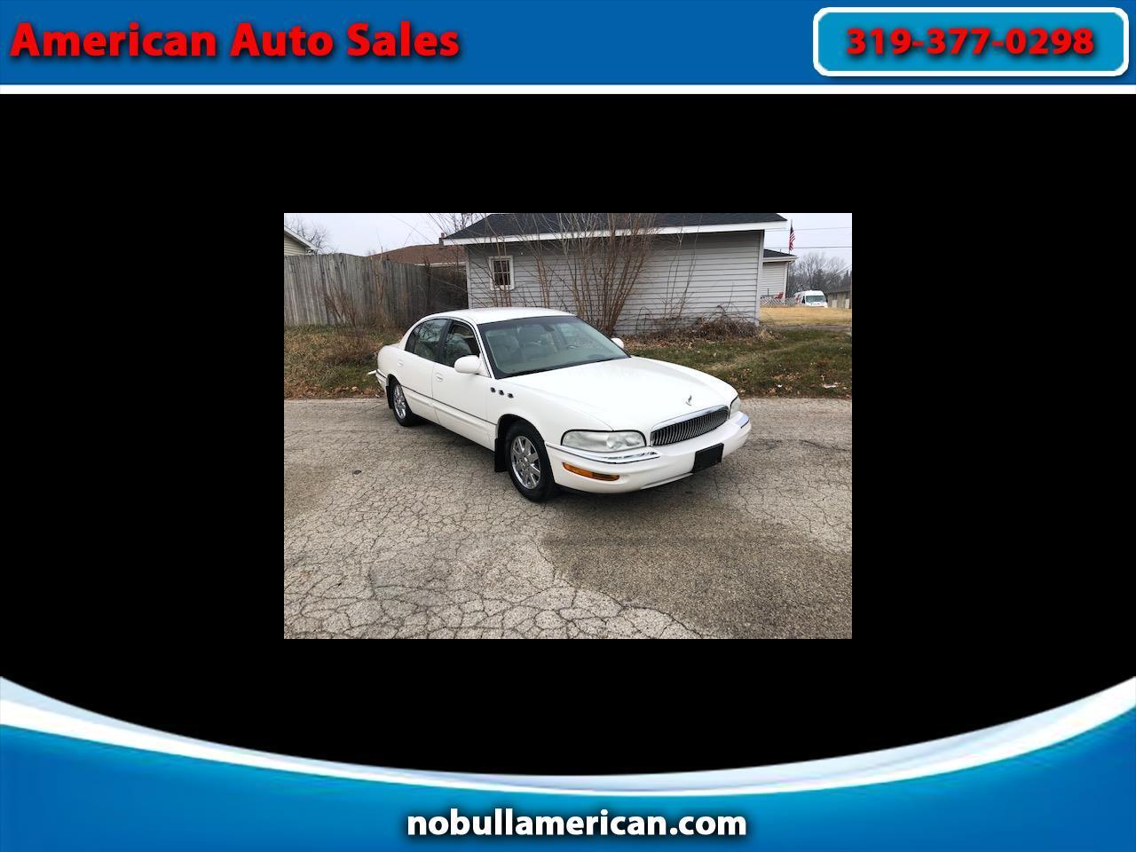 2005 Buick Park Avenue Sedan