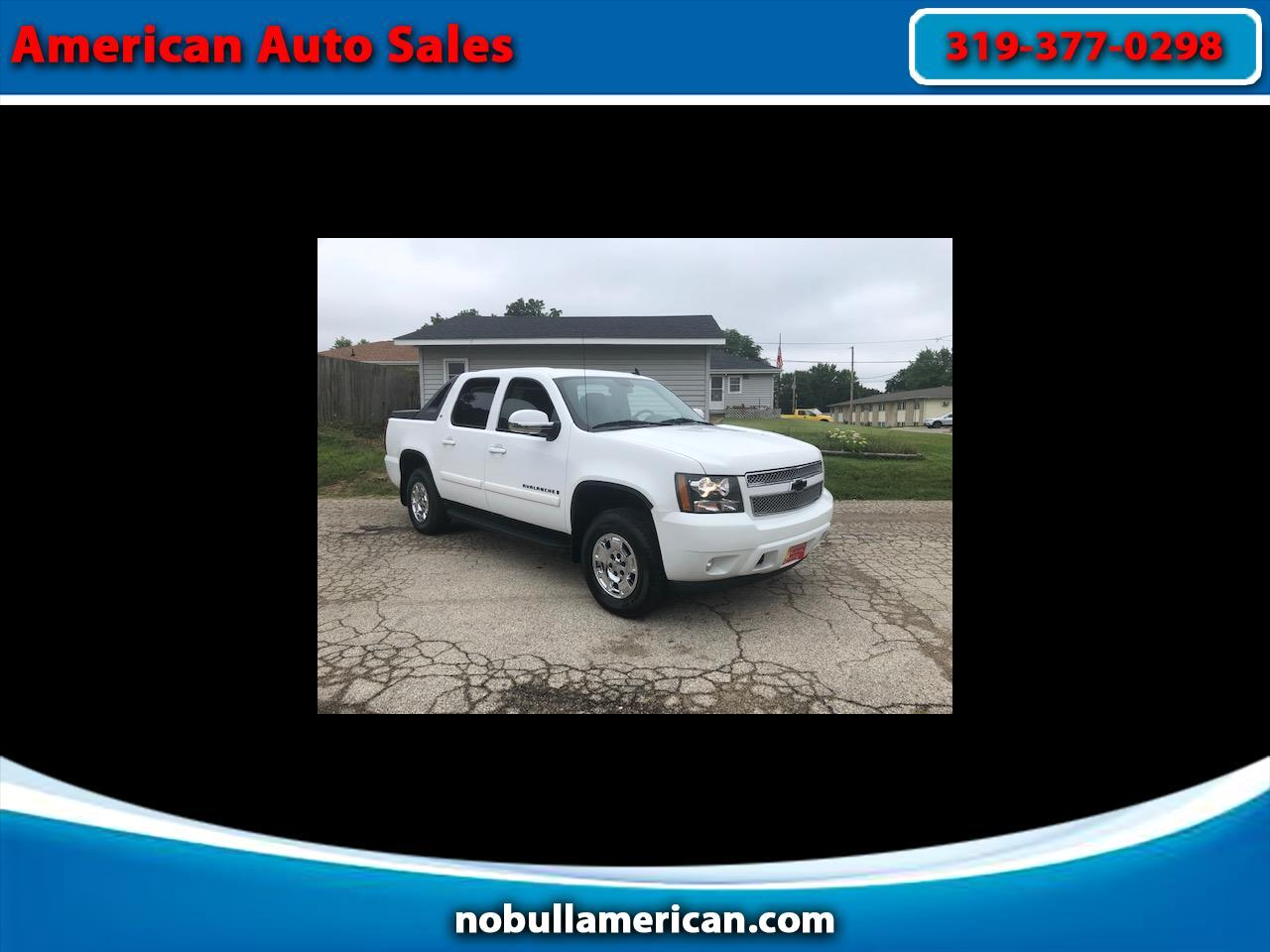 Chevrolet Avalanche LT2 4WD 2008