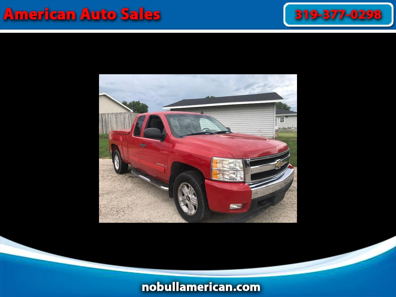 Chevrolet Silverado 1500 LT1 Ext. Cab Short Box 4WD 2007
