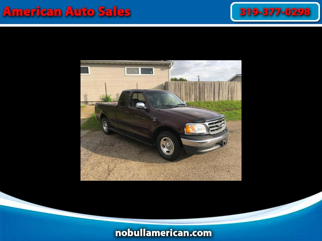 Ford F-150 XLT SuperCab Short Bed 2WD 2000