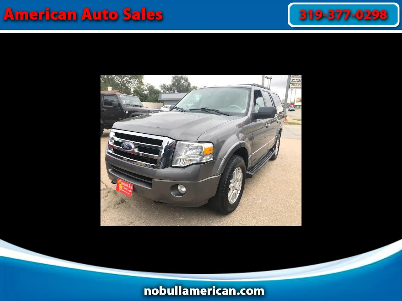Ford Expedition 5.4L XLT 4WD 2011