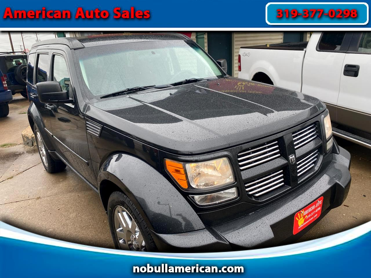 Dodge Nitro Heat 4WD 2011