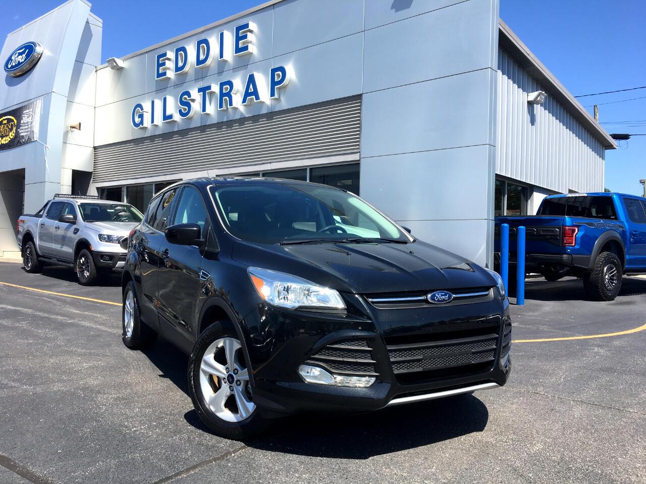Ford Escape SE 4WD 2015