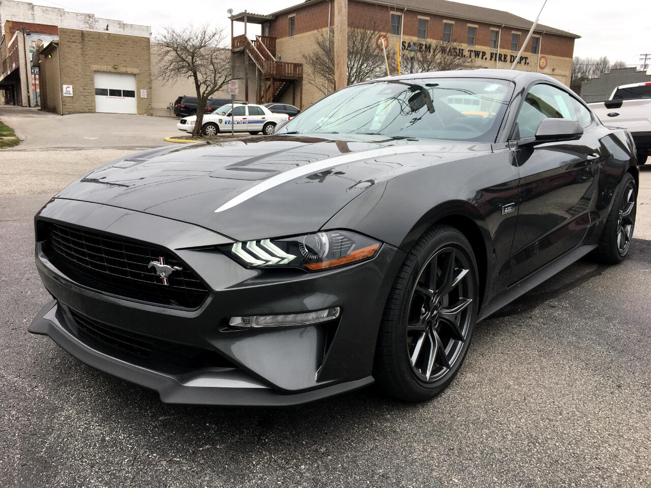 Ford Mustang EcoBoost Coupe 2020