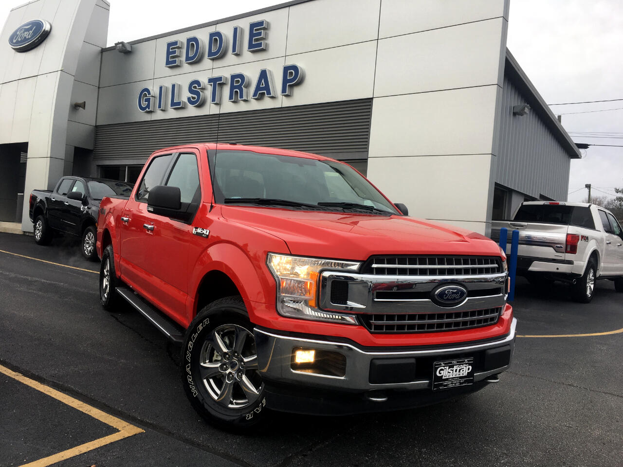Ford F-150 XLT SuperCrew 4WD 2018
