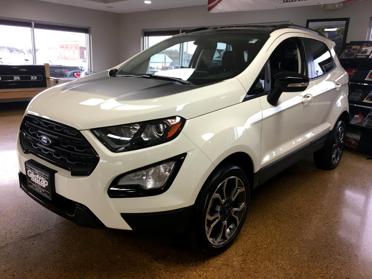 Ford EcoSport SES AWD 2020