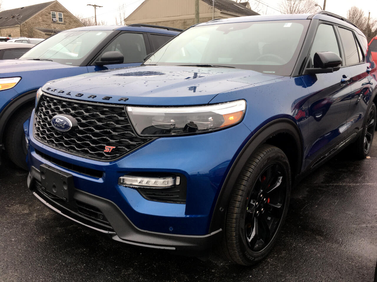 Ford Explorer ST AWD 2020