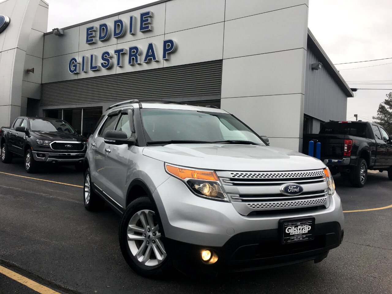 Ford Explorer XLT 4WD 2014