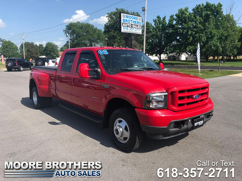 2002 Ford Super Duty F-350 DRW Crew Cab 172