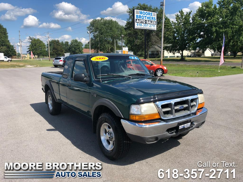 2000 Ford Ranger Supercab 126