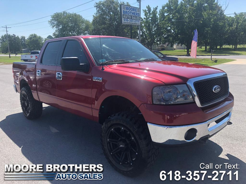 2007 Ford F-150 4WD SuperCrew FX4