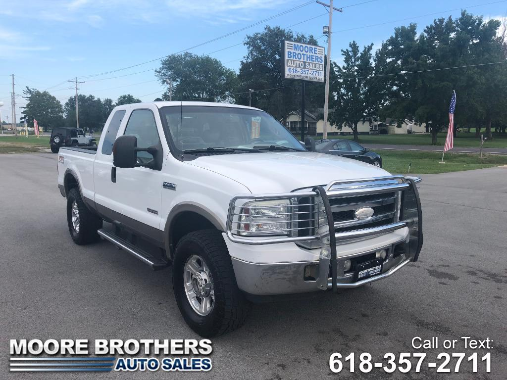 2006 Ford Super Duty F-250 Supercab Lariat 4WD