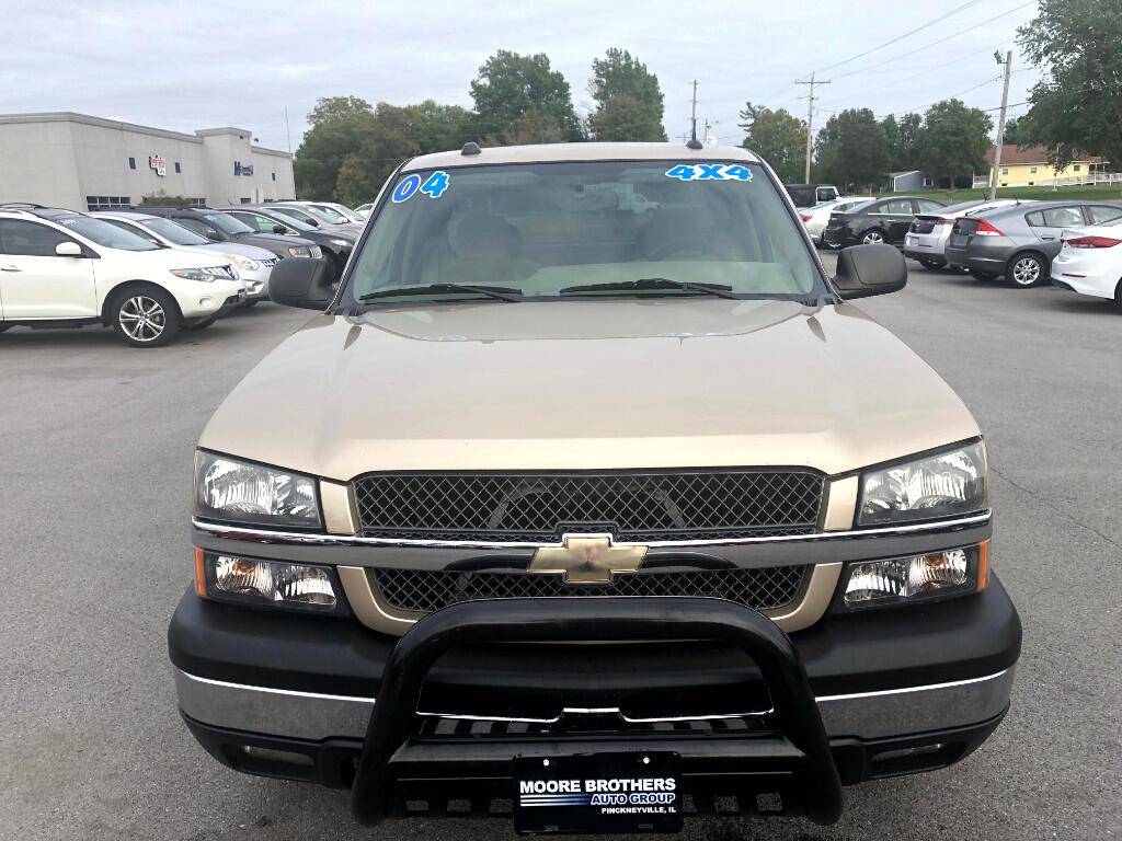 2004 Chevrolet Silverado 1500 Z71 Ext Cab 4WD