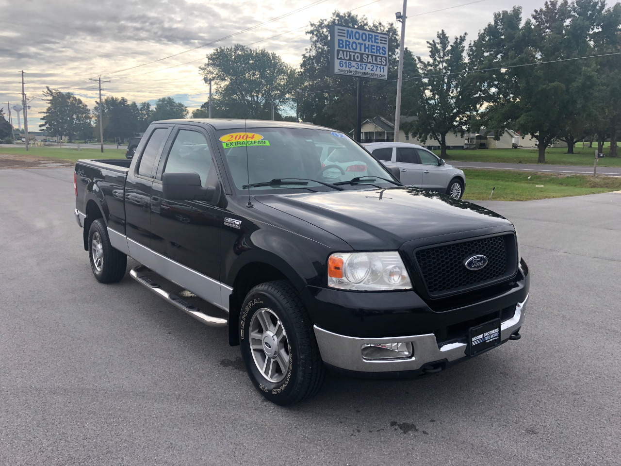2004 Ford F-150 Supercab XLT 4WD