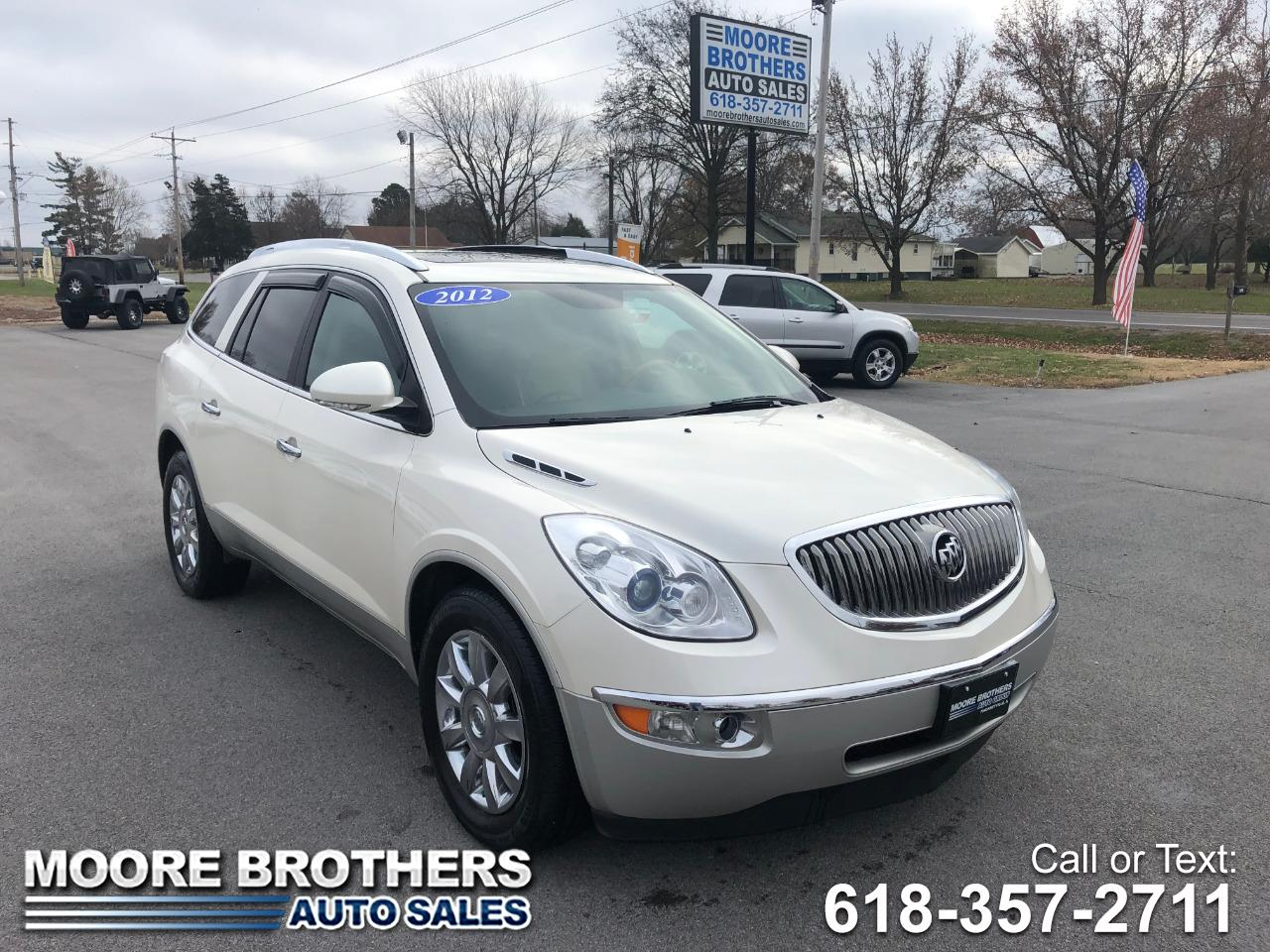 2012 Buick Enclave AWD CXL