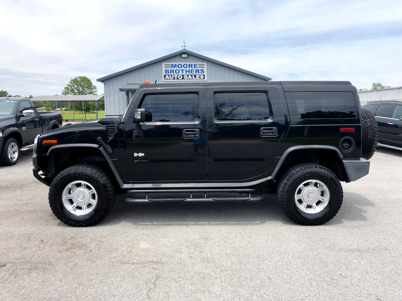 2006 HUMMER H2 4WD Luxury