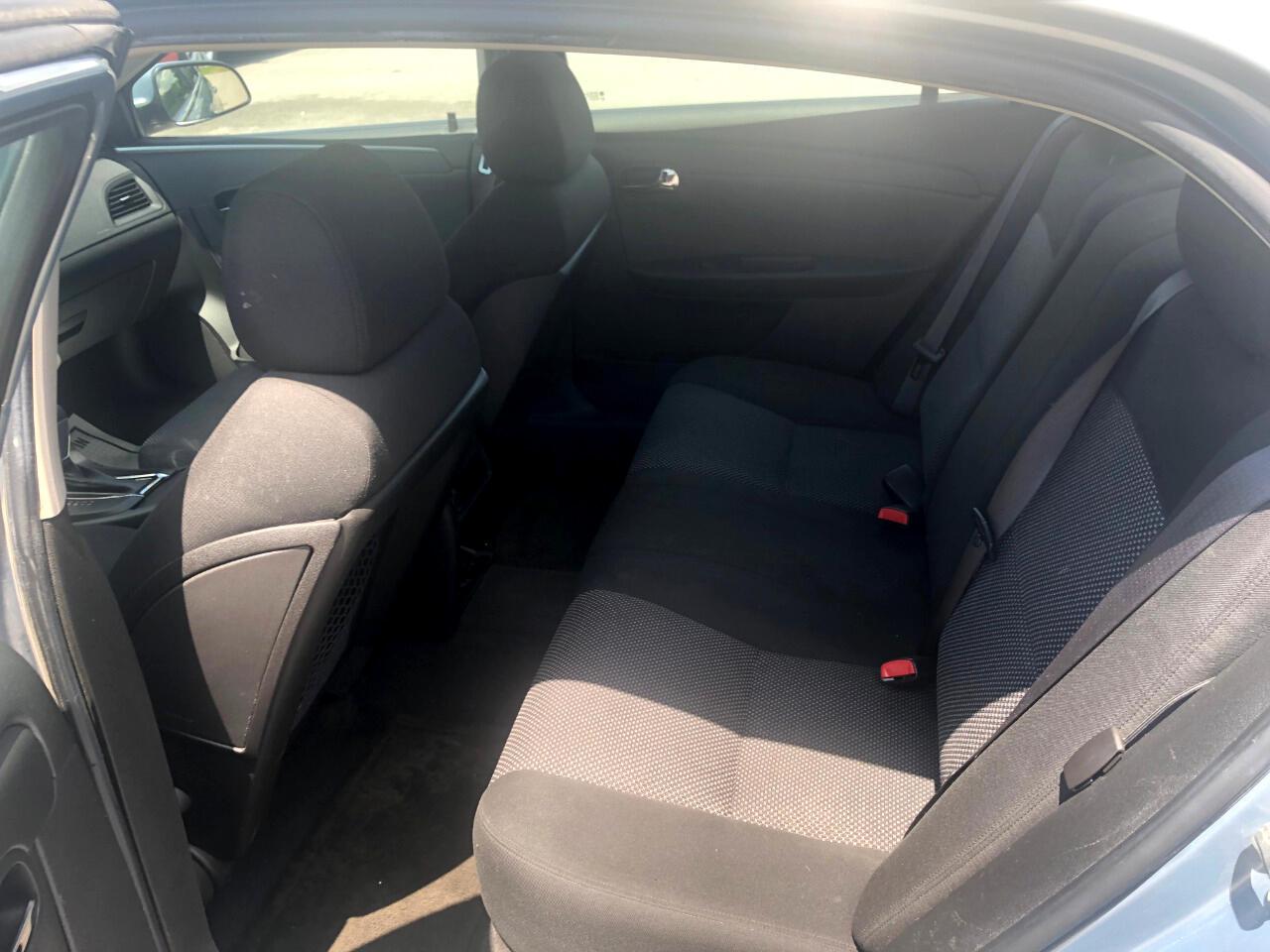 2009 Chevrolet Malibu 4dr Sdn LT w/1LT