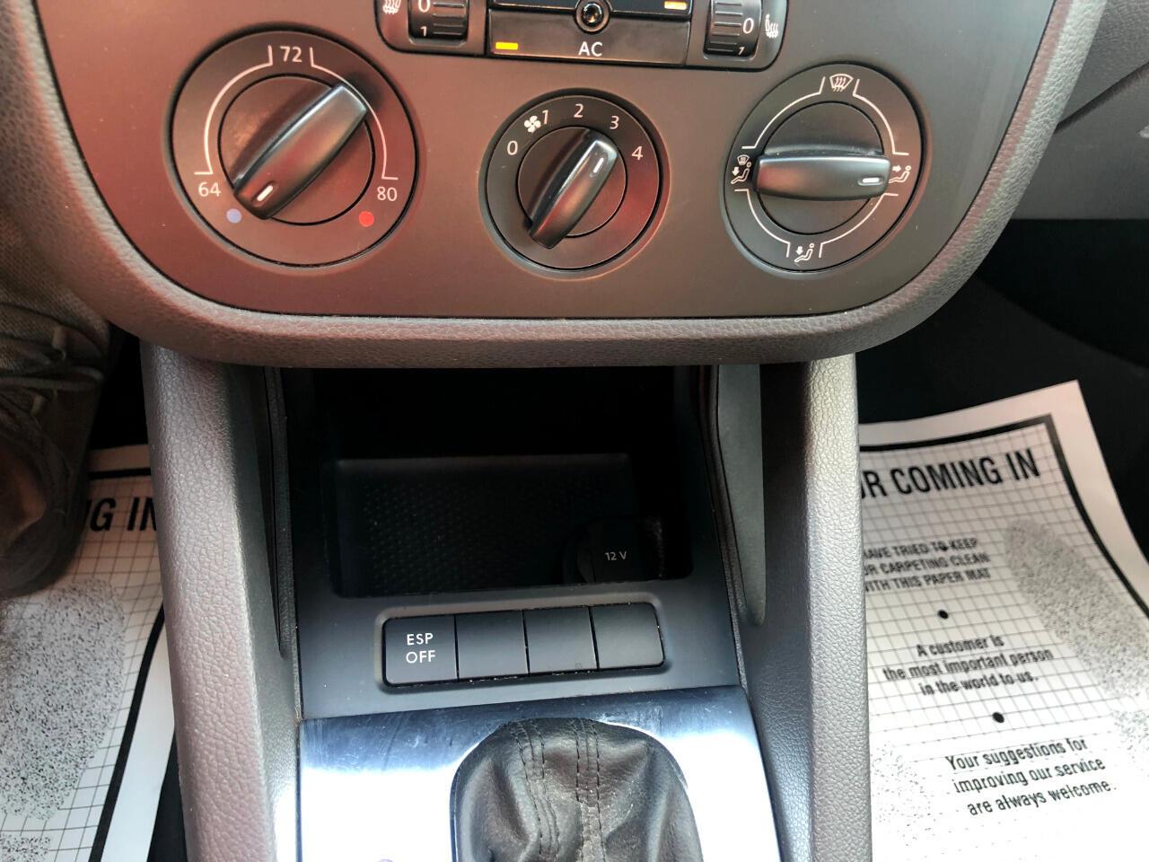 2009 Volkswagen Jetta Sedan 4dr DSG Wolfsburg *Ltd Avail*