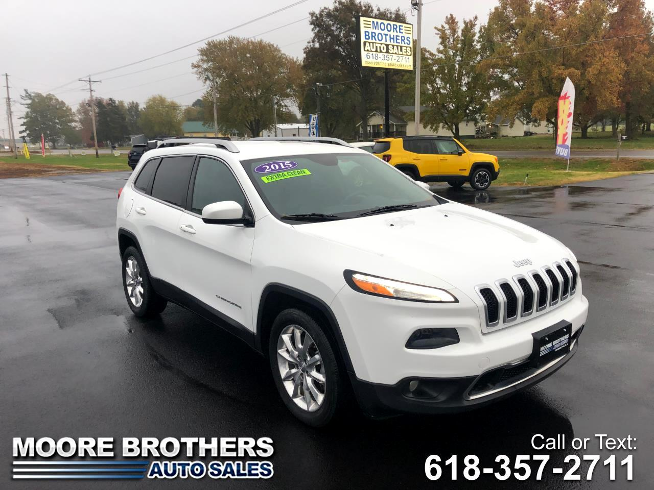 Jeep Cherokee FWD 4dr Limited 2015