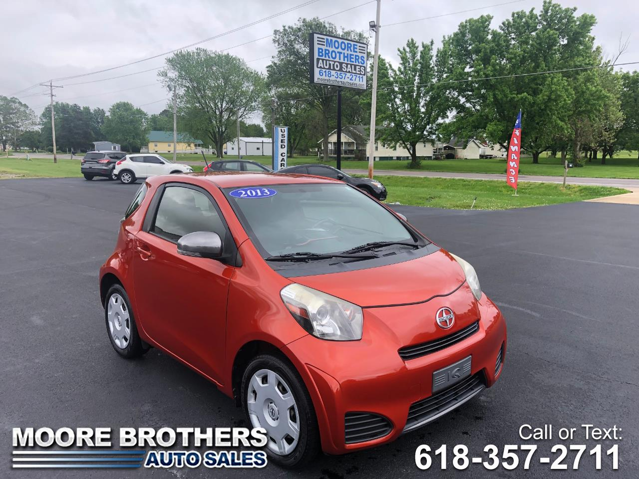 Scion iQ 3dr HB (Natl) 2013