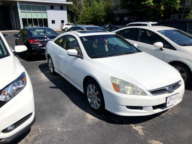 2006 Honda Accord EX V-6 Coupe AT w/ Nav/ XM Radio
