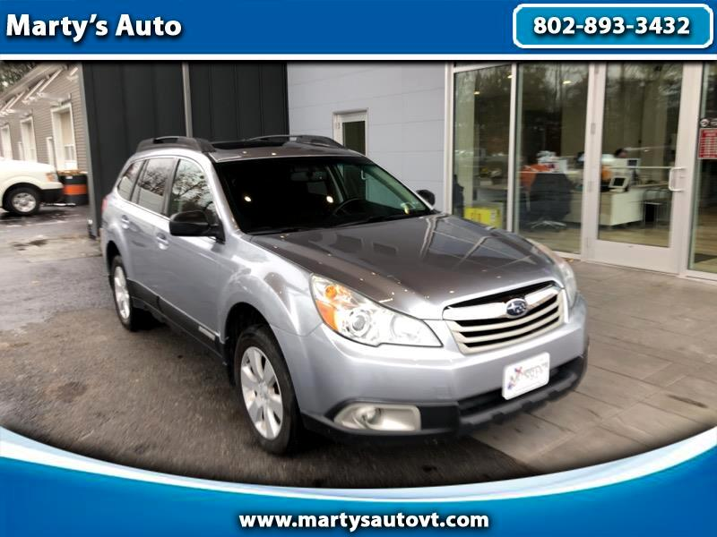 used 2012 subaru outback premium for sale in milton vt 05468 marty 39 s auto. Black Bedroom Furniture Sets. Home Design Ideas