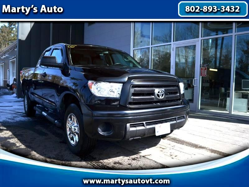 2013 Toyota Tundra Double Cab 4.6 4wd