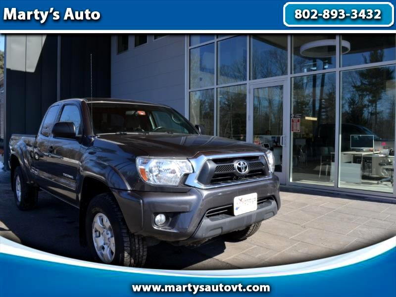 2014 Toyota Tacoma Access Cab V6 5AT 4WD